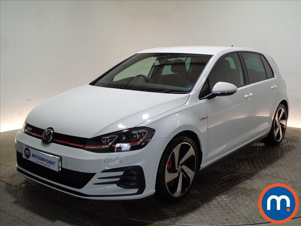 Volkswagen Golf GTI Performance - Stock Number 1083967 Passenger side front corner
