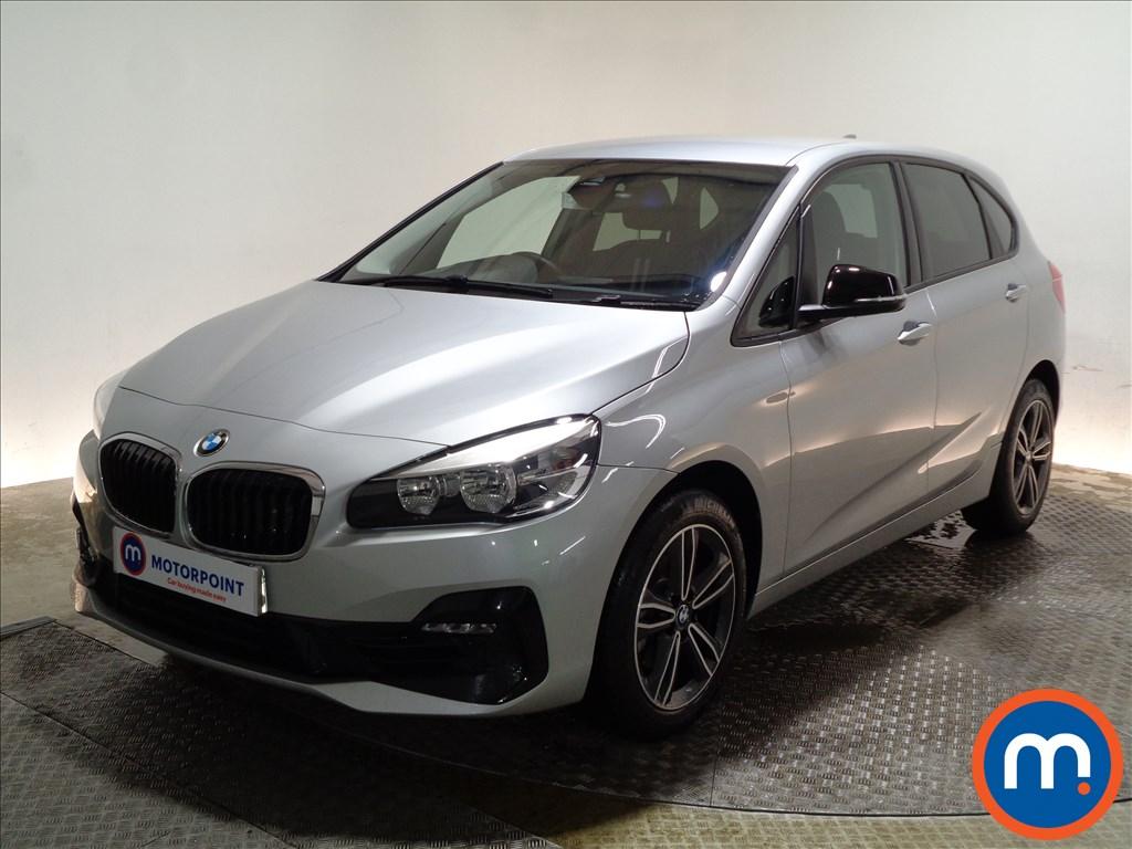 BMW 2 Series Sport - Stock Number 1083549 Passenger side front corner