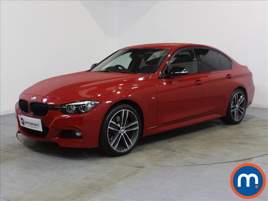 BMW 3 Series M Sport Shadow Edition - Stock Number 1085415 Passenger side front corner