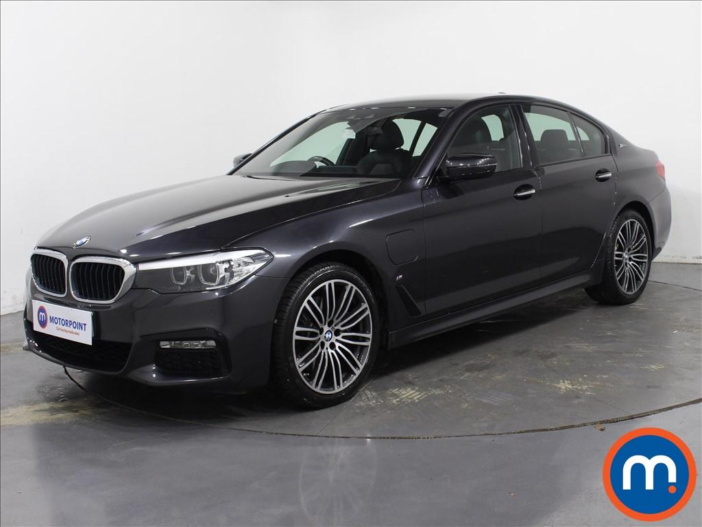 BMW 5 Series M Sport - Stock Number 1085652 Passenger side front corner