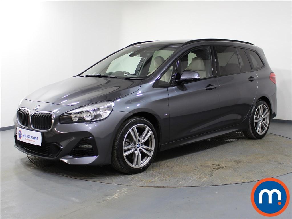 BMW 2 Series M Sport - Stock Number 1084106 Passenger side front corner