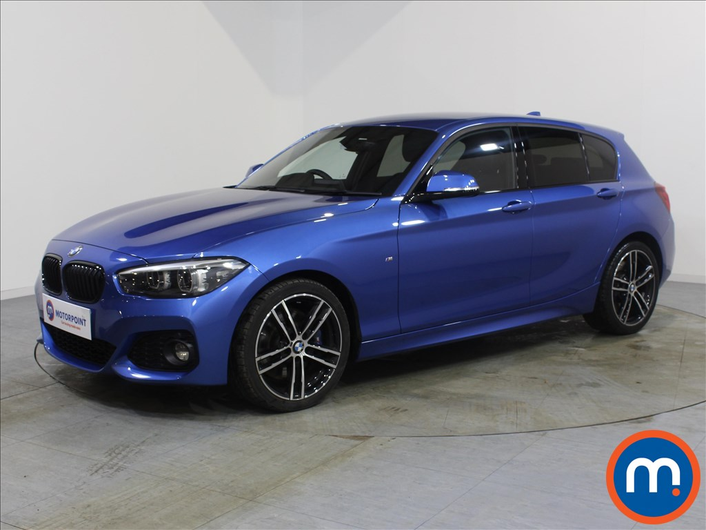 BMW 1 Series M Sport Shadow Edition - Stock Number 1081433 Passenger side front corner