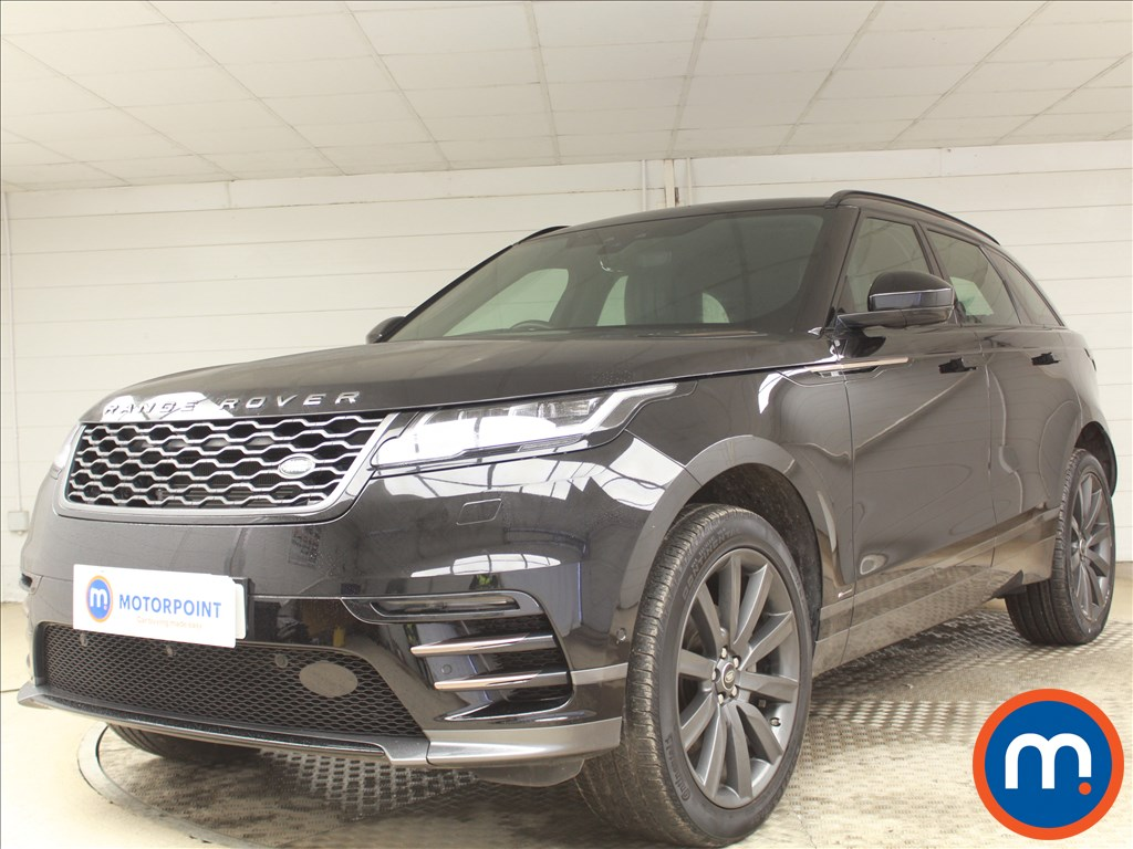 Land Rover Range Rover Velar R-Dynamic HSE - Stock Number 1085957 Passenger side front corner