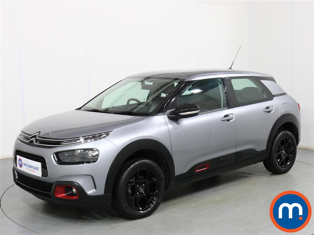 Citroen C4 Cactus Feel Edition - Stock Number 1084001 Passenger side front corner