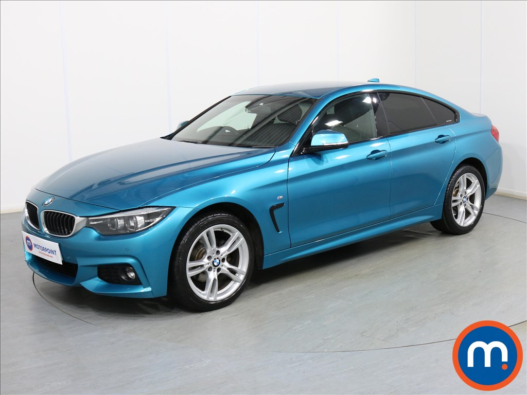 BMW 4 Series M Sport - Stock Number 1084080 Passenger side front corner