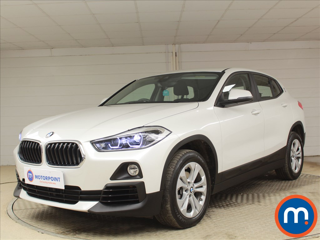 BMW X2 SE - Stock Number 1082359 Passenger side front corner