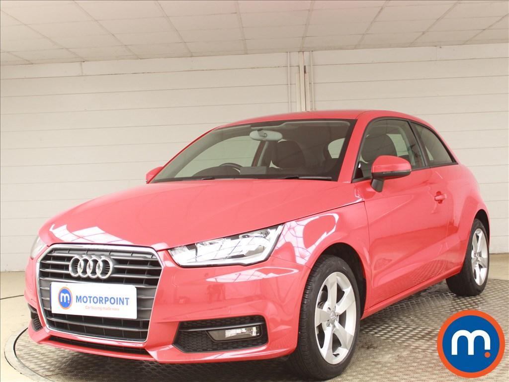 Audi A1 Sport Nav - Stock Number 1086221 Passenger side front corner