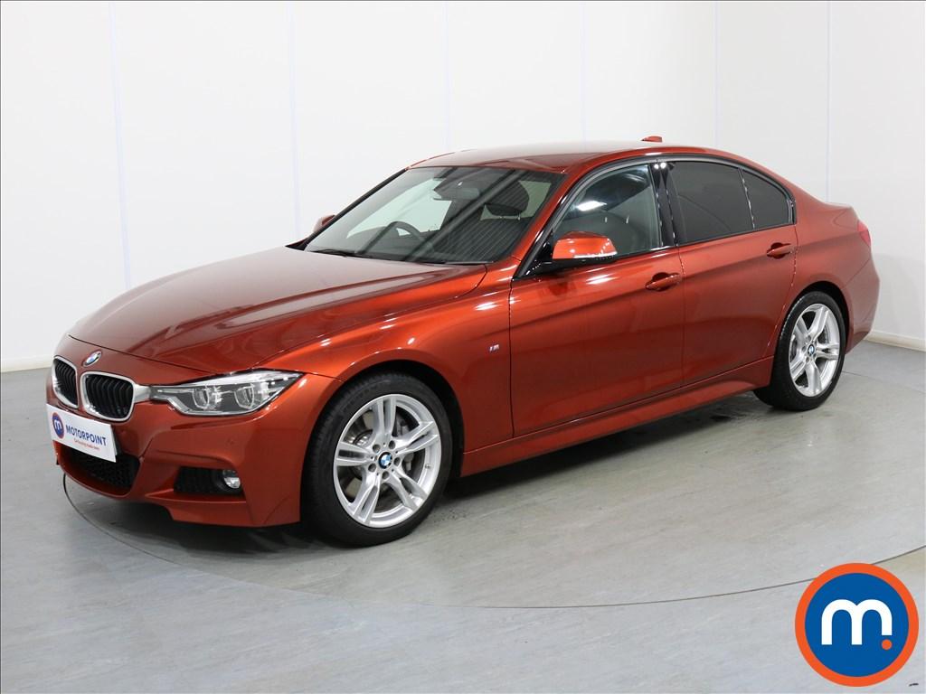 BMW 3 Series M Sport - Stock Number 1085692 Passenger side front corner