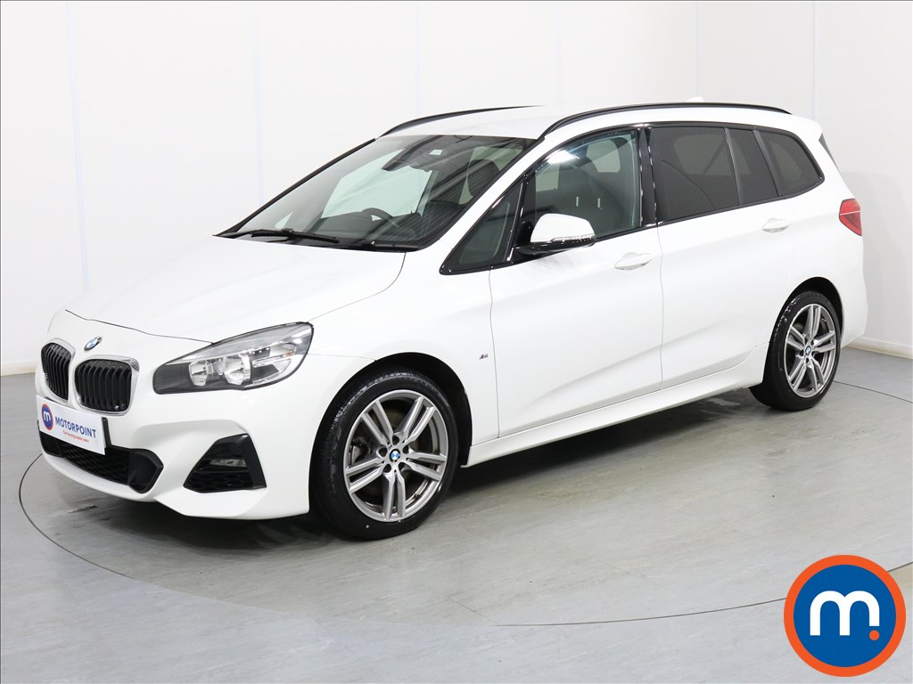 BMW 2 Series M Sport - Stock Number 1083405 Passenger side front corner