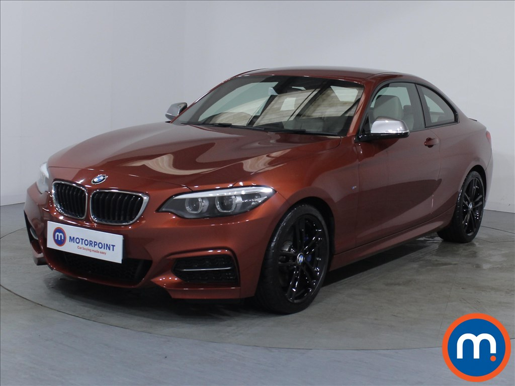 BMW 2 Series M240i - Stock Number 1086336 Passenger side front corner