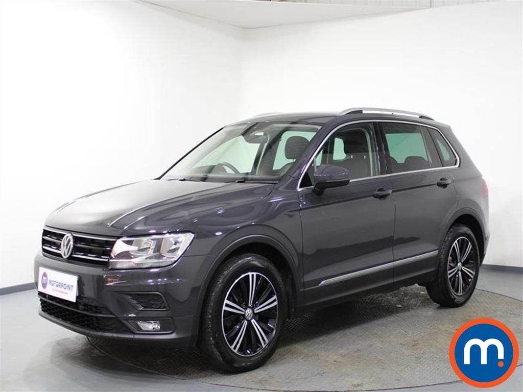 Volkswagen Tiguan SE Nav - Stock Number 1085865 Passenger side front corner