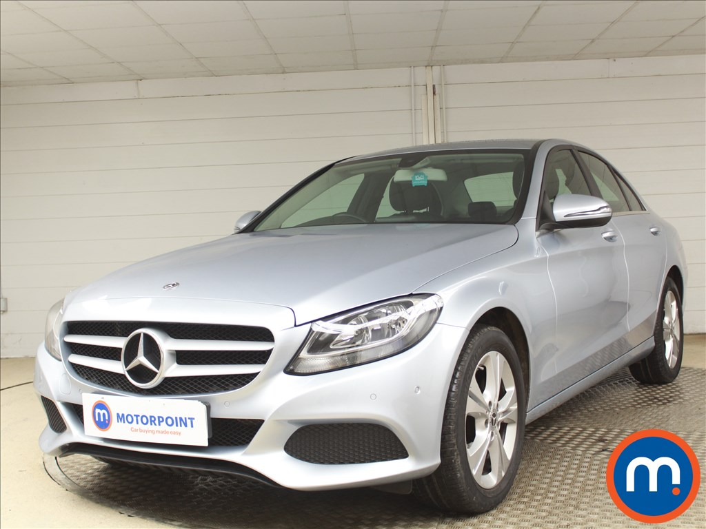 Mercedes-Benz C Class SE Executive Edition - Stock Number 1086244 Passenger side front corner