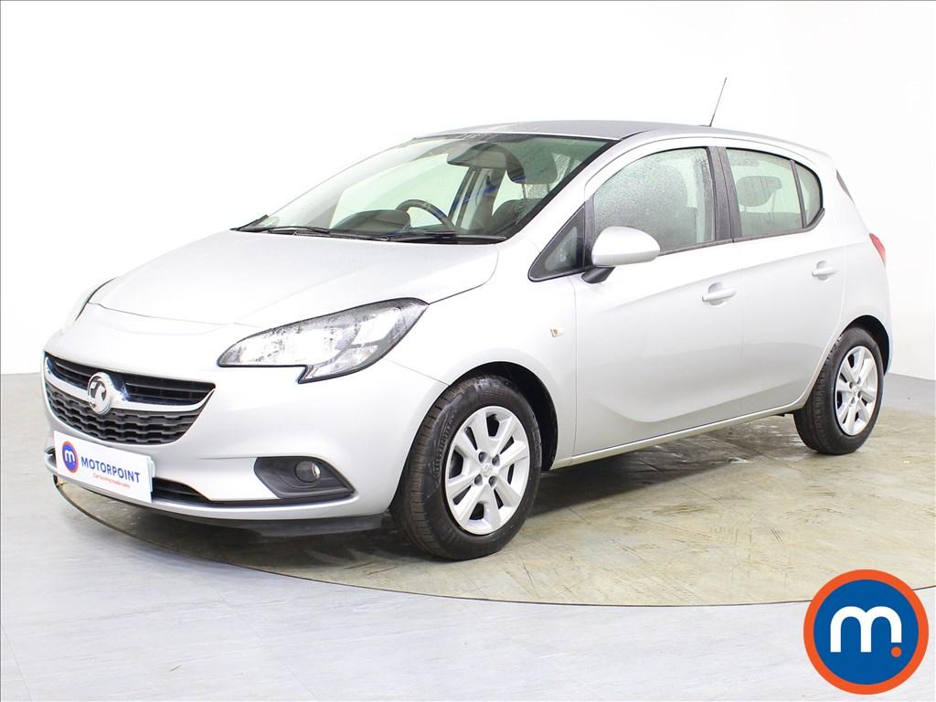 Vauxhall Corsa Design - Stock Number 1083317 Passenger side front corner