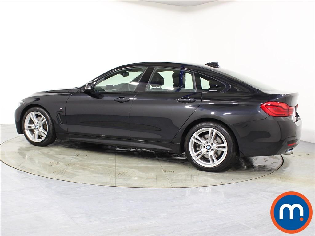 BMW 4 Series M Sport - Stock Number 1083770 Passenger side front corner