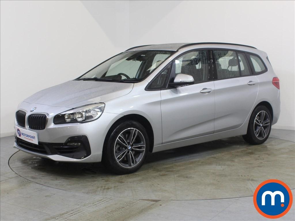 BMW 2 Series Sport - Stock Number 1084025 Passenger side front corner