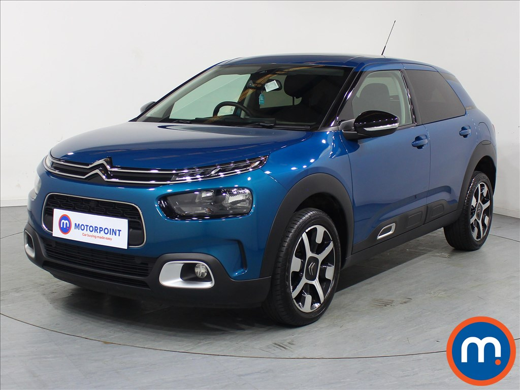 Citroen C4 Cactus Flair - Stock Number 1081092 Passenger side front corner