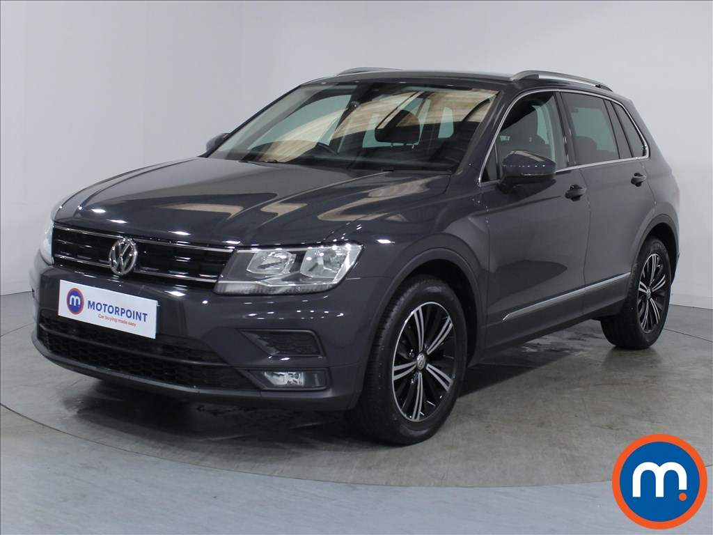 Volkswagen Tiguan SE Nav - Stock Number 1085868 Passenger side front corner