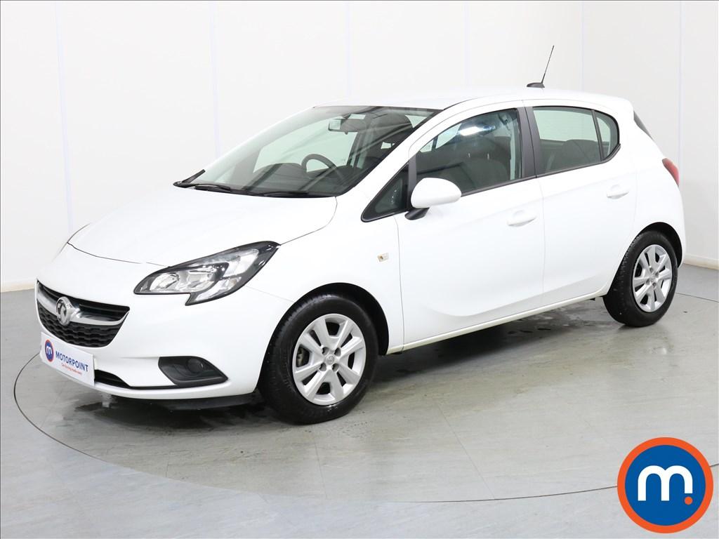 Vauxhall Corsa Design - Stock Number 1086571 Passenger side front corner
