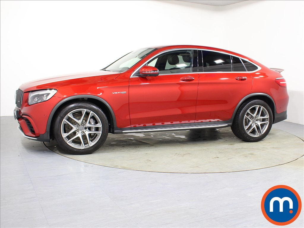 Mercedes-Benz Glc Coupe AMG - Stock Number 1086479 Passenger side front corner
