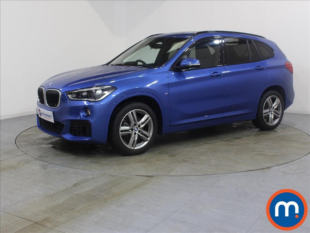 BMW X1 M Sport - Stock Number 1056029 Passenger side front corner