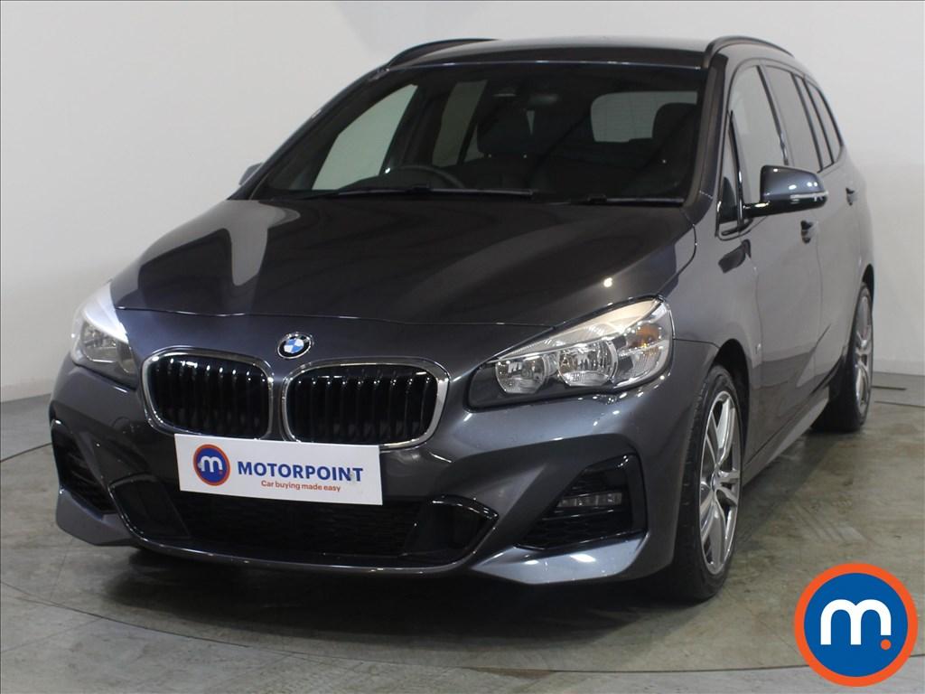 BMW 2 Series M Sport - Stock Number 1084097 Passenger side front corner