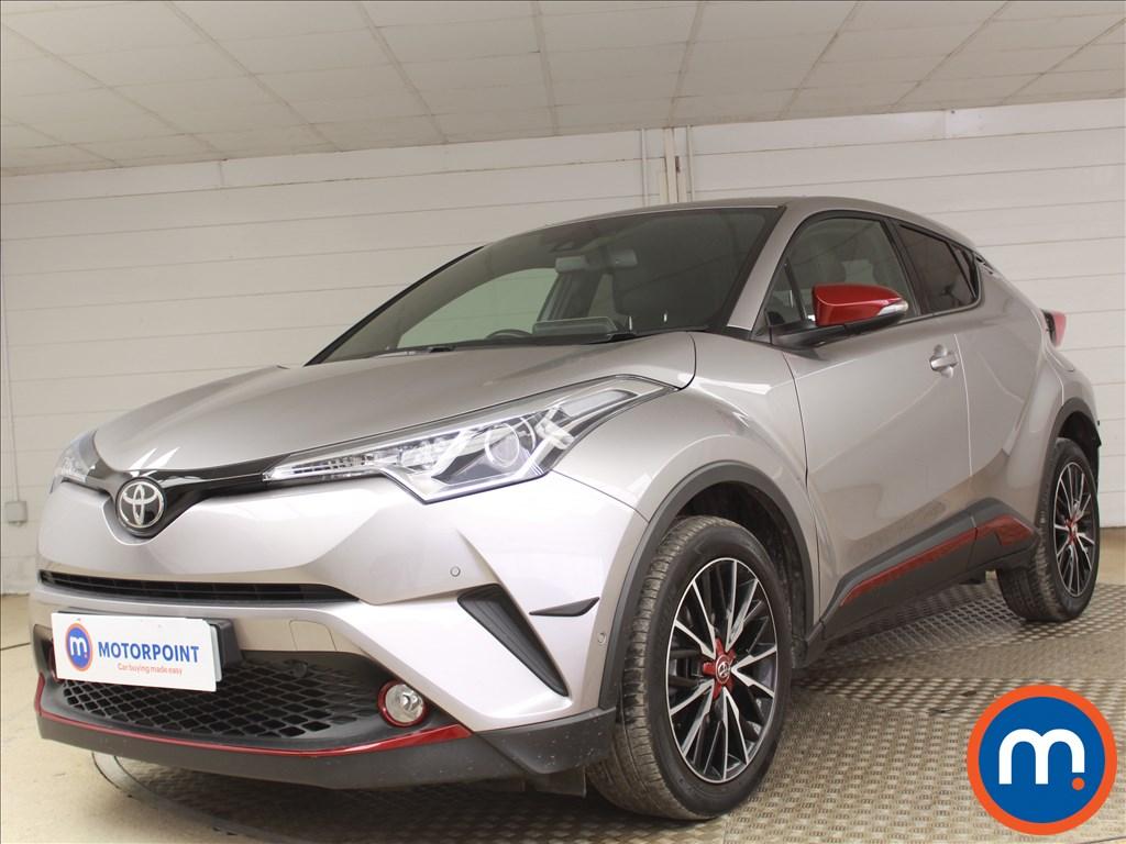 Toyota C-Hr Excel - Stock Number 1083338 Passenger side front corner