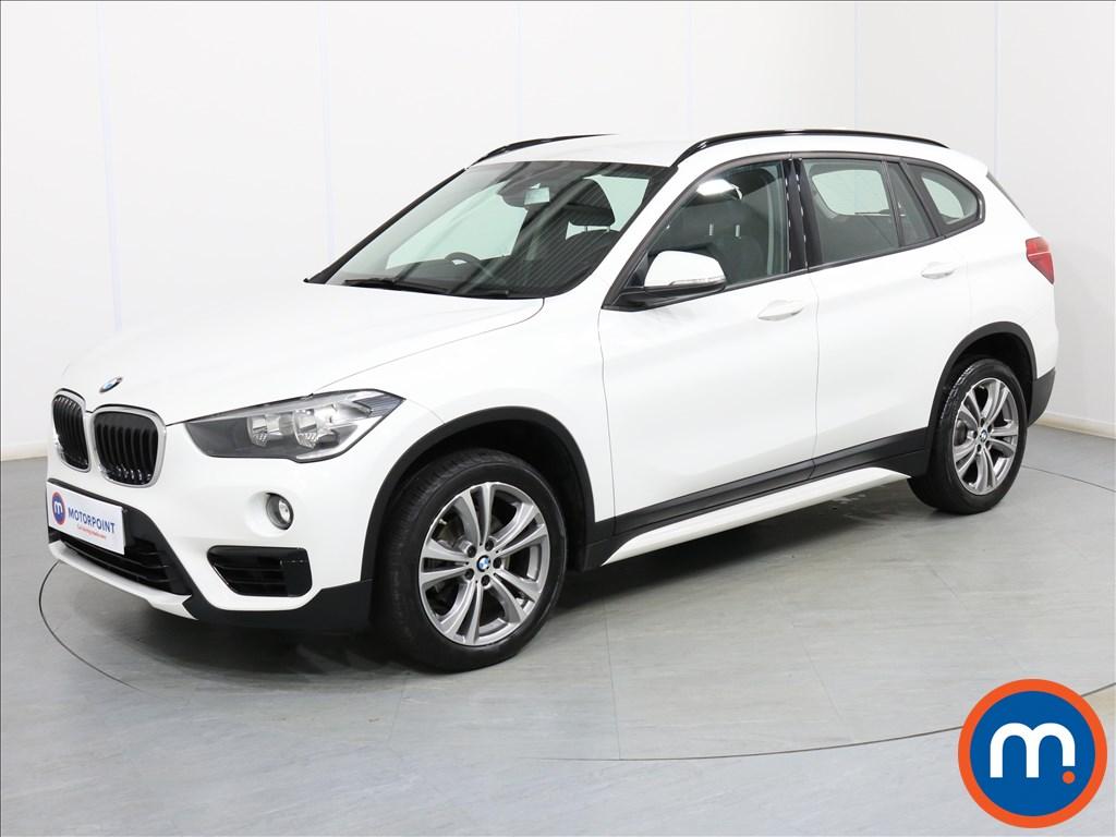 BMW X1 Sport - Stock Number 1087466 Passenger side front corner