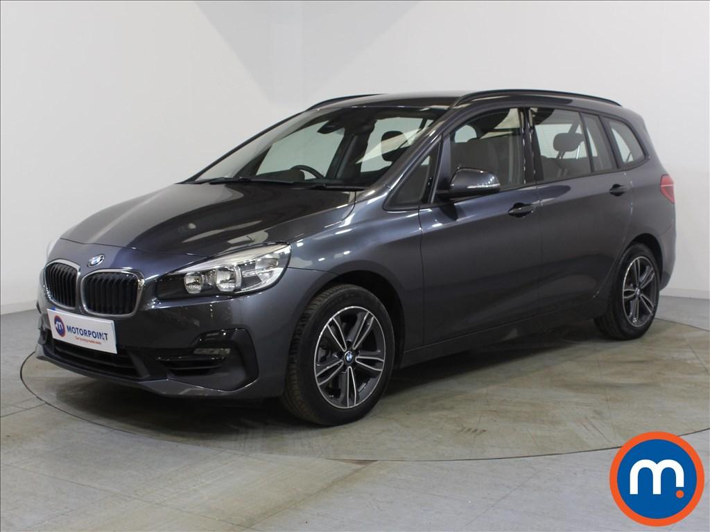 BMW 2 Series Sport - Stock Number 1084027 Passenger side front corner