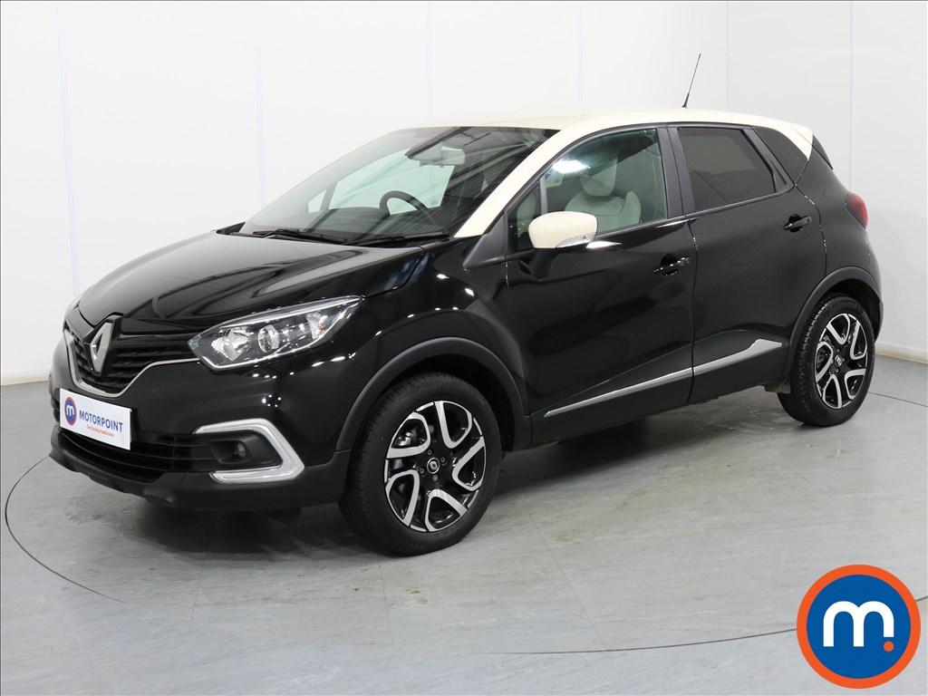 Renault Captur Iconic - Stock Number 1082155 Passenger side front corner