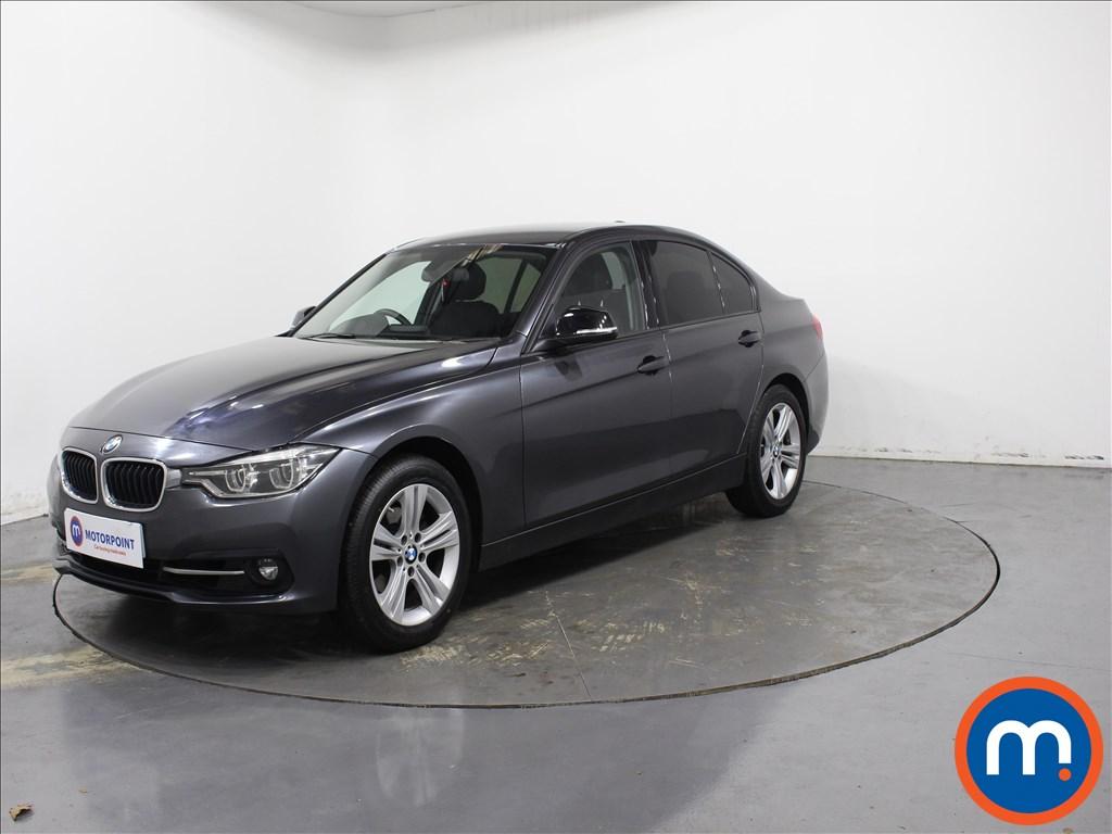 BMW 3 Series Sport - Stock Number 1079307 Passenger side front corner