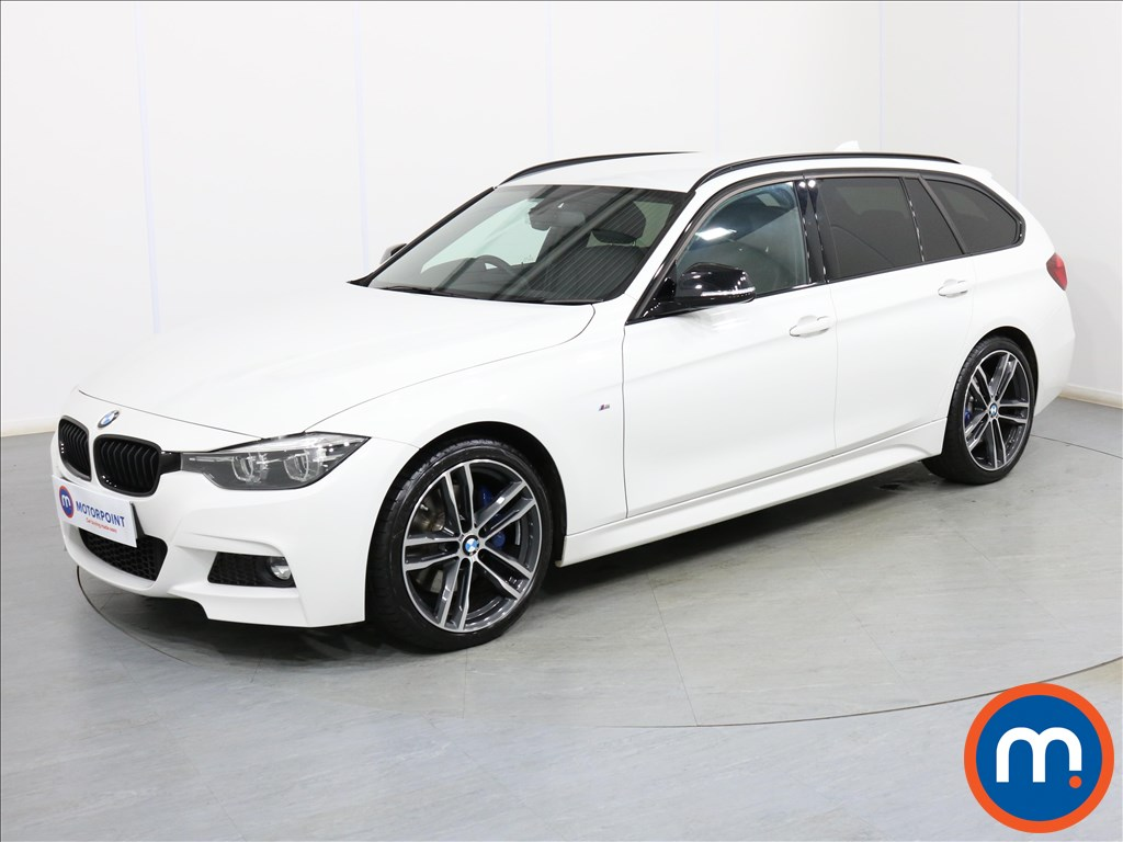 BMW 3 Series M Sport Shadow Edition - Stock Number 1084405 Passenger side front corner