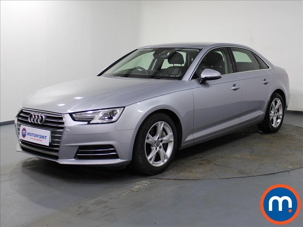Audi A4 Sport - Stock Number 1085963 Passenger side front corner