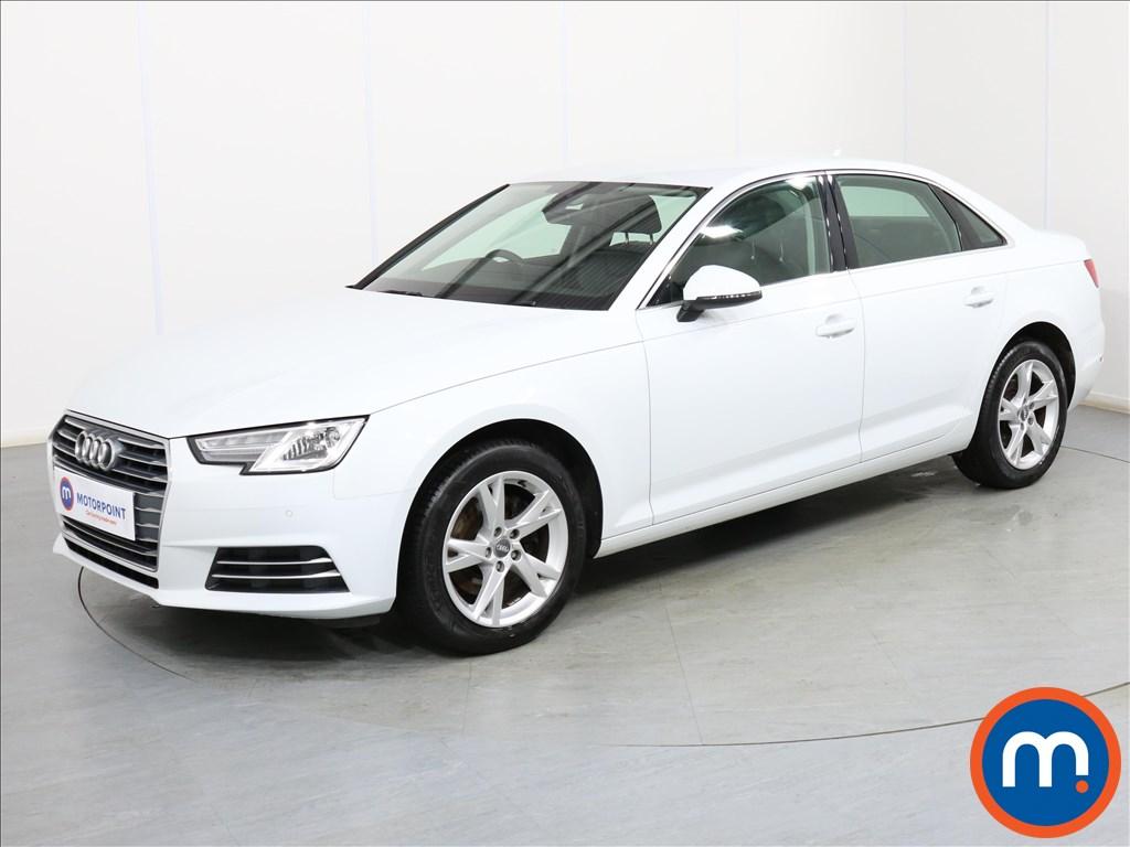 Audi A4 Sport - Stock Number 1084471 Passenger side front corner