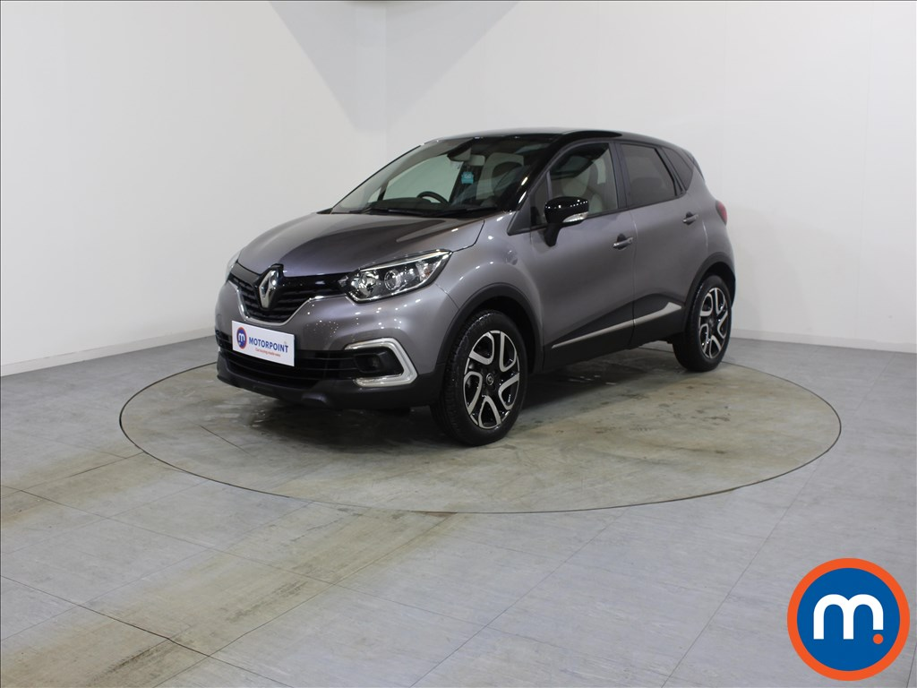 Renault Captur Iconic - Stock Number 1077744 Passenger side front corner