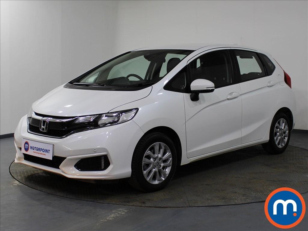 Honda Jazz SE - Stock Number 1084461 Passenger side front corner