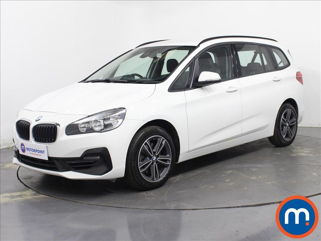 BMW 2 Series Sport - Stock Number 1084042 Passenger side front corner