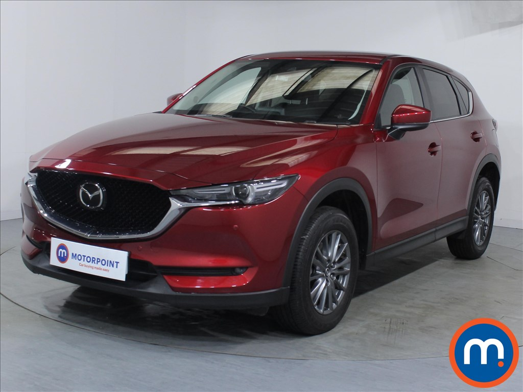 Mazda Cx-5 SE-L Nav-Plus - Stock Number 1083655 Passenger side front corner