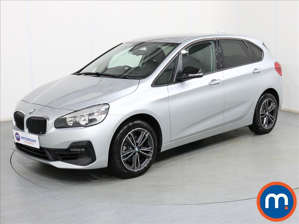 BMW 2 Series Sport - Stock Number 1083546 Passenger side front corner