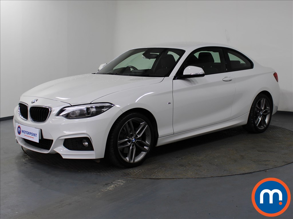 BMW 2 Series M Sport - Stock Number 1086001 Passenger side front corner