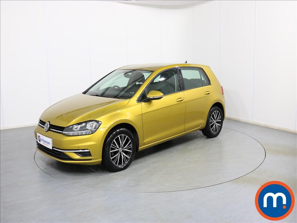Volkswagen Golf SE - Stock Number 1084440 Passenger side front corner