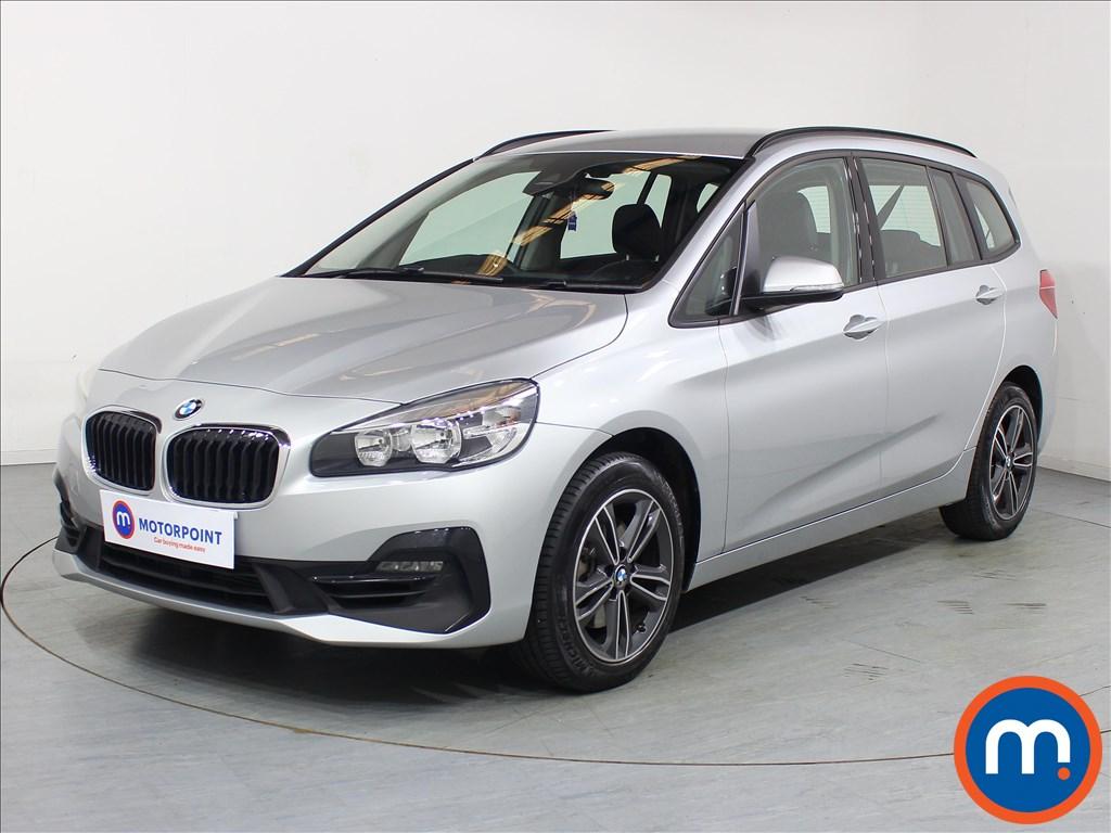 BMW 2 Series Sport - Stock Number 1084046 Passenger side front corner