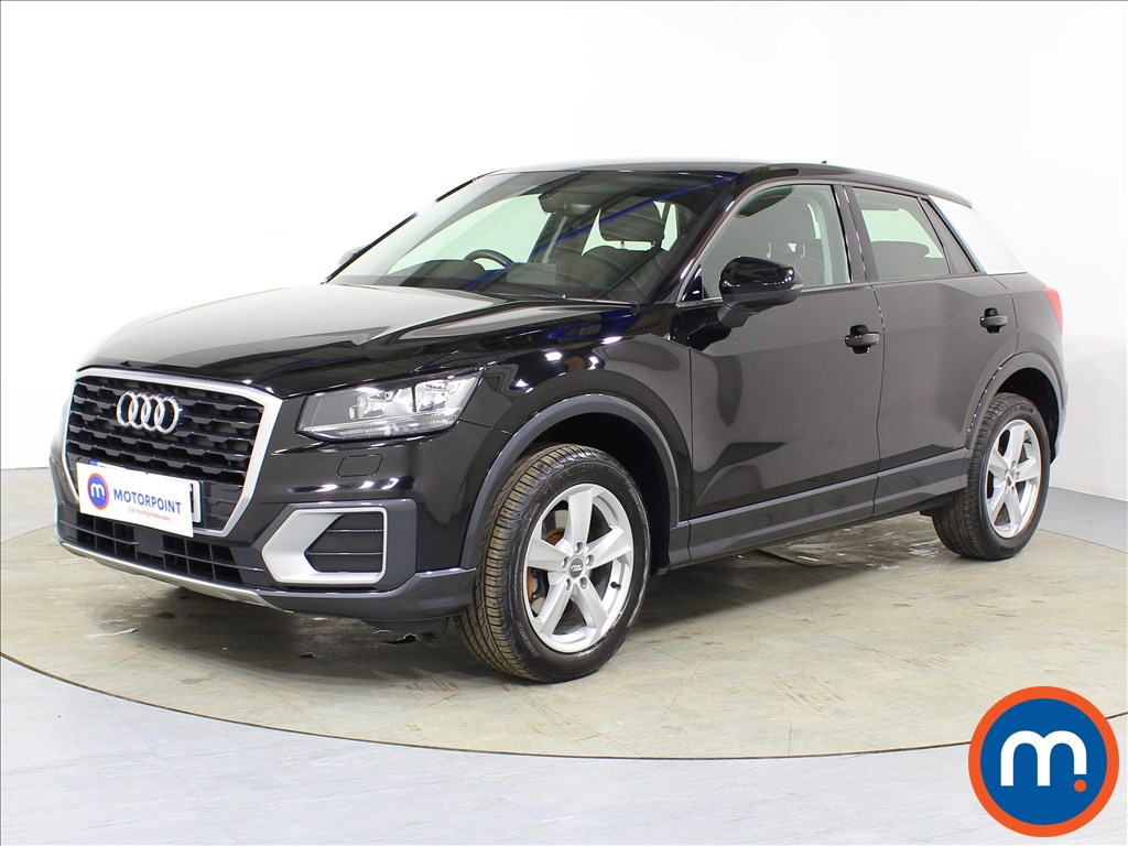 Audi Q2 Sport - Stock Number 1080697 Passenger side front corner