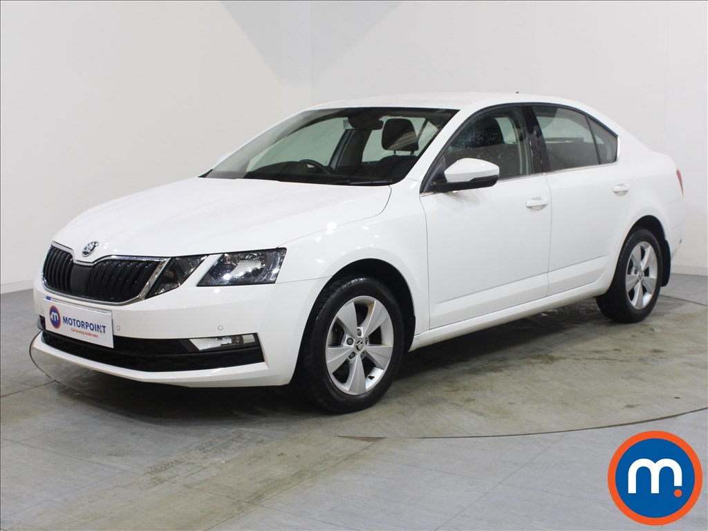 Skoda Octavia SE Technology - Stock Number 1084479 Passenger side front corner