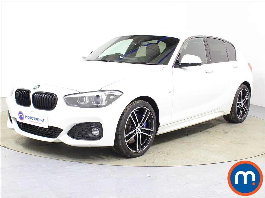 BMW 1 Series M Sport Shadow Edition - Stock Number 1081644 Passenger side front corner