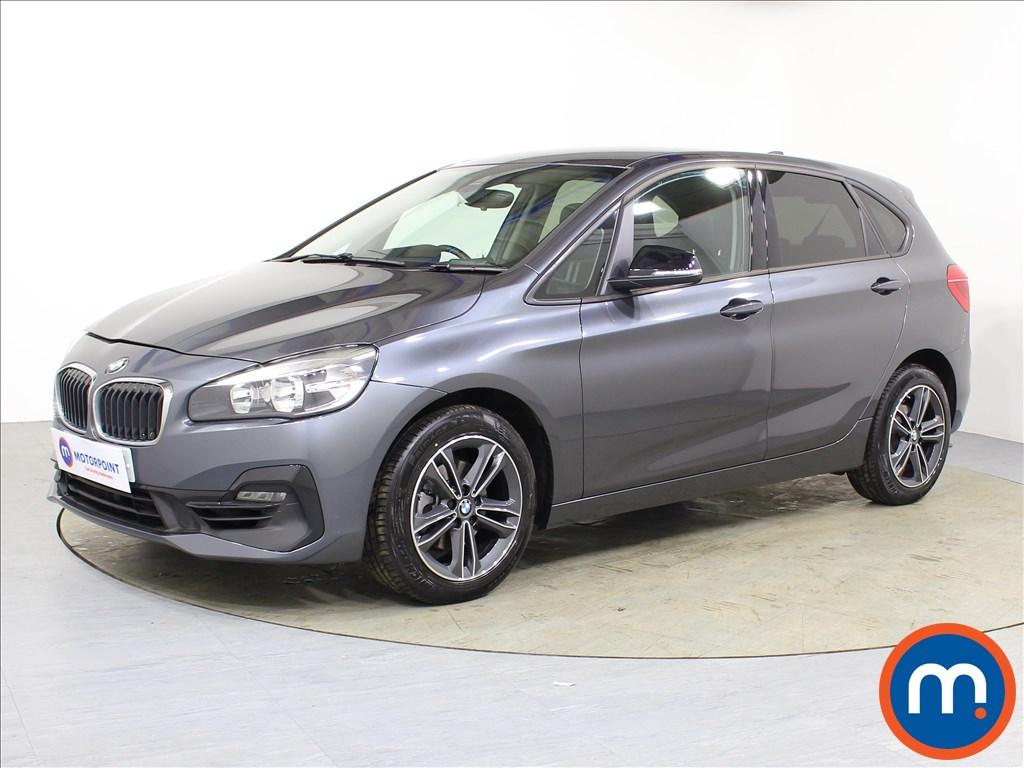 BMW 2 Series Sport - Stock Number 1086988 Passenger side front corner