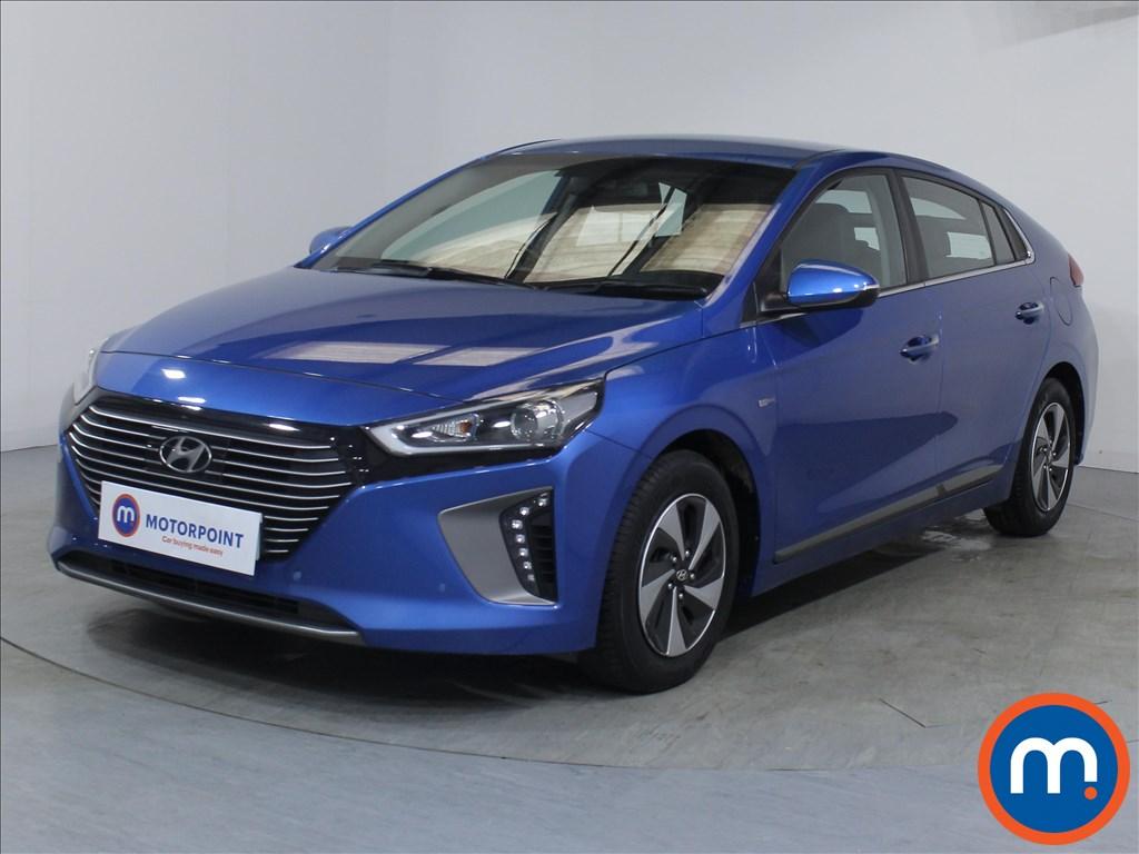 Hyundai Ioniq Premium SE - Stock Number 1080276 Passenger side front corner