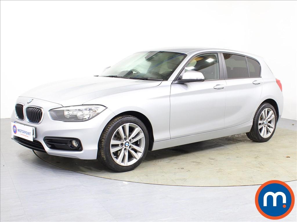 BMW 1 Series Sport - Stock Number 1086518 Passenger side front corner