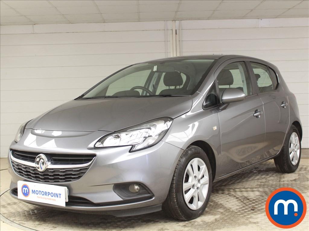 Vauxhall Corsa Design - Stock Number 1086572 Passenger side front corner