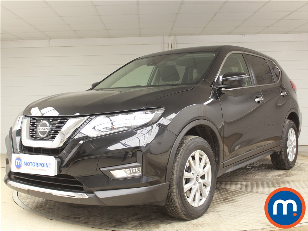 Nissan X-Trail Acenta Premium - Stock Number 1086233 Passenger side front corner