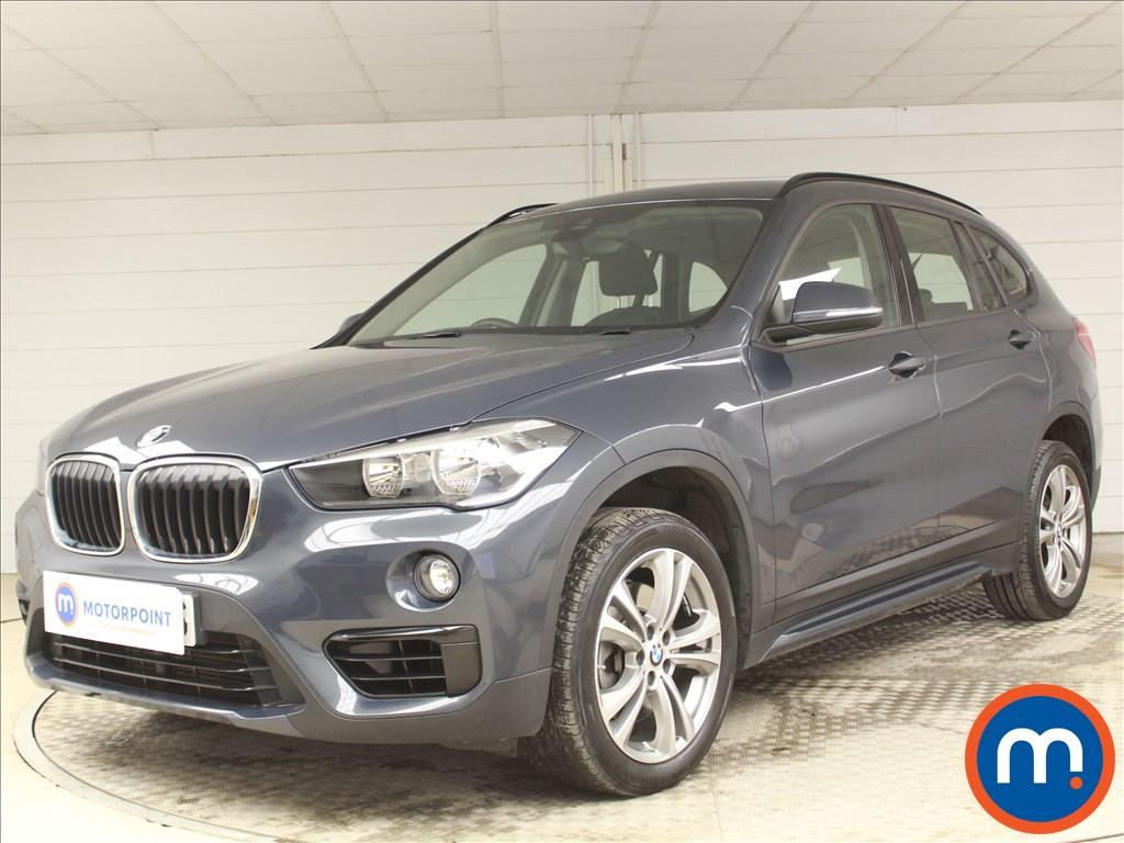 BMW X1 Sport - Stock Number 1086265 Passenger side front corner